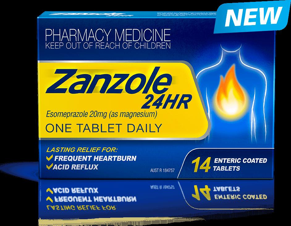 Zanzole product packshot